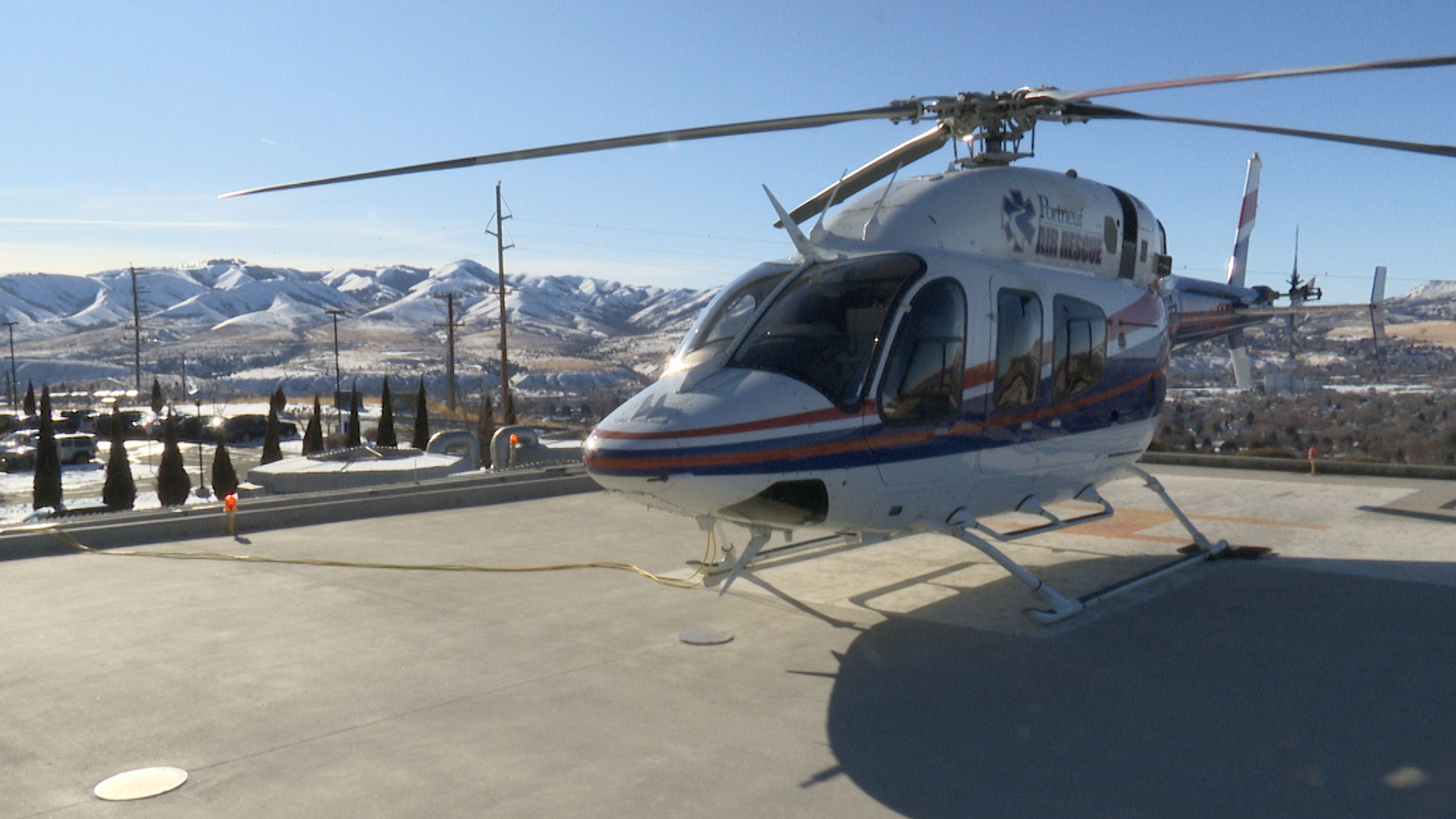 Portneuf Air Rescue