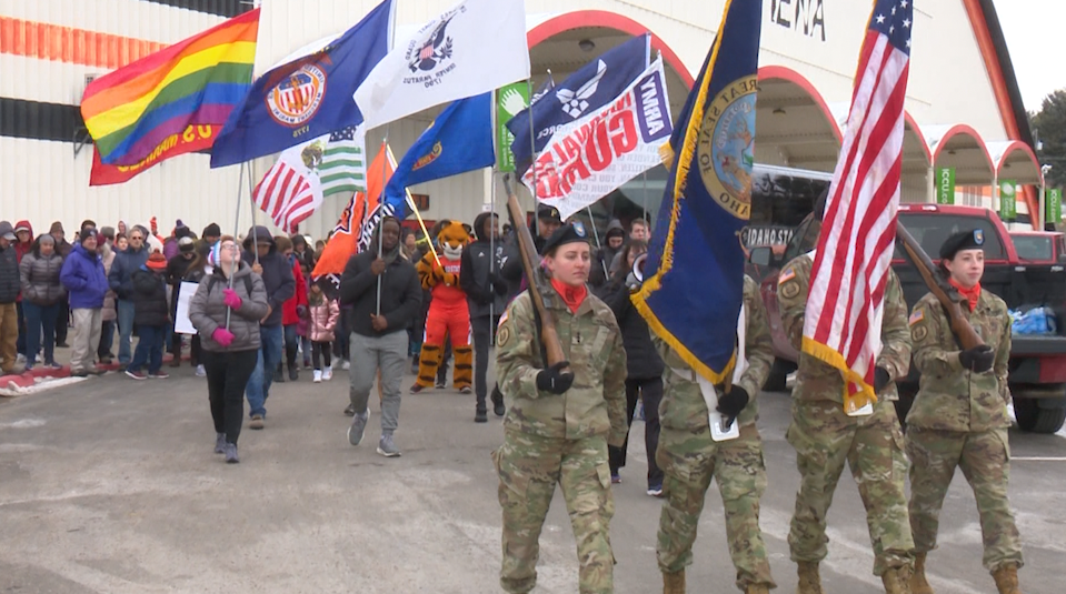 ISU MLK March