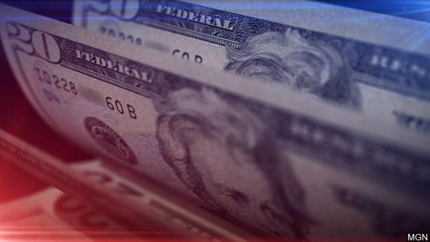 Counterfeit bills logo