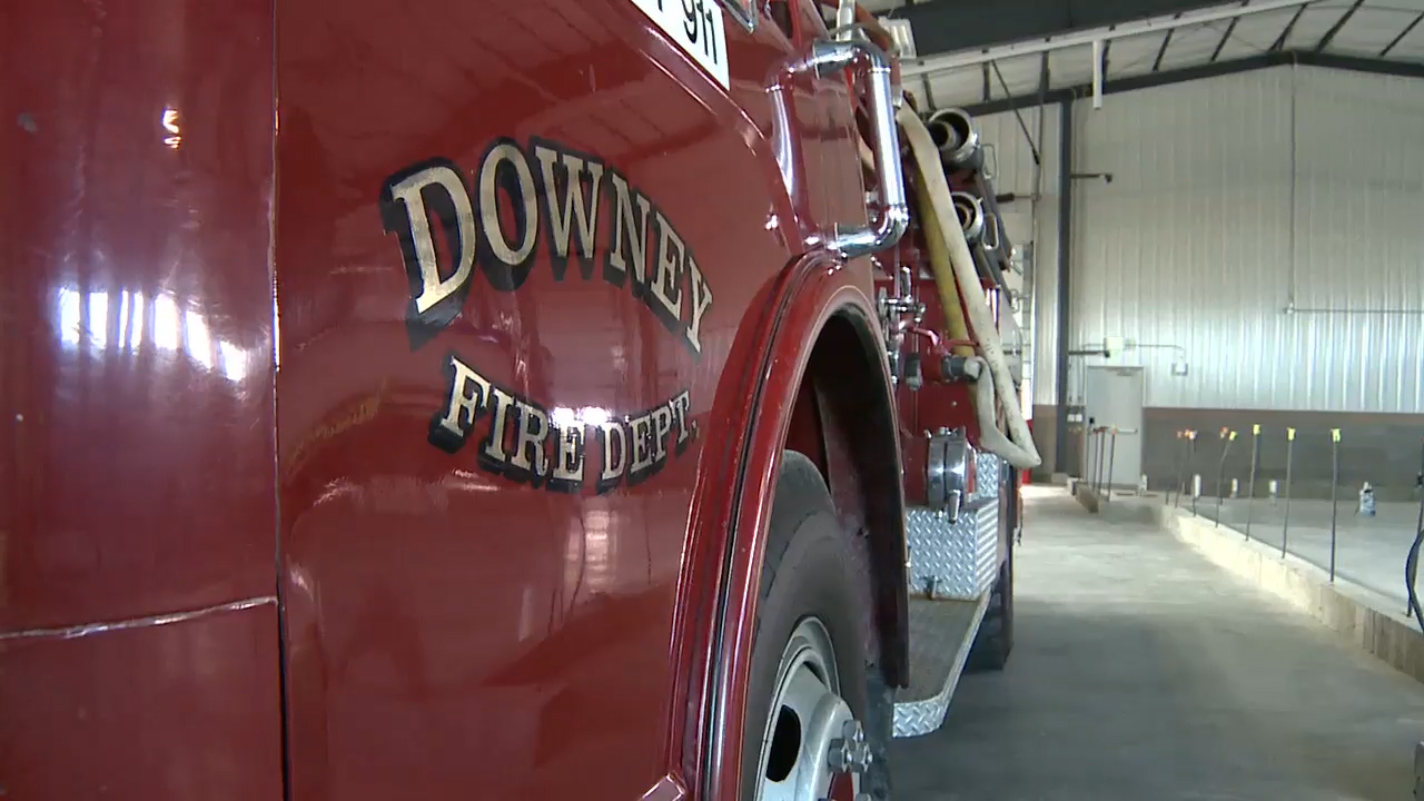 DOWNEY fire district