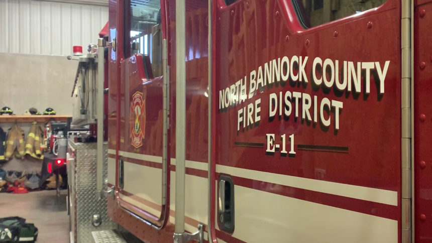 north bannock county fire department