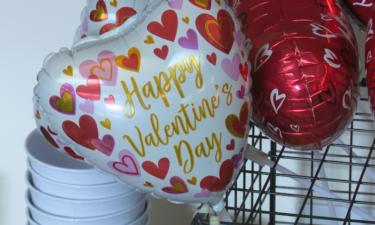 Valentine's Day Balloon