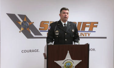 Sheriff Rick Henry
