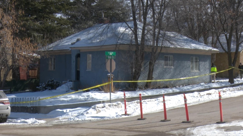 Crime scene investigation in Lava Hot Springs