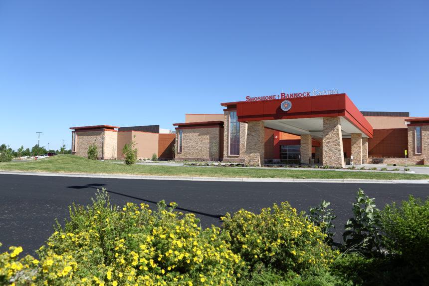 SBCH Casino Main Entrance