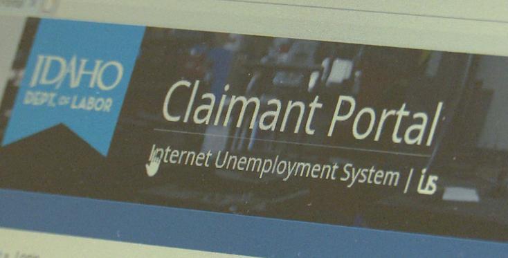 unemployment benefits portal