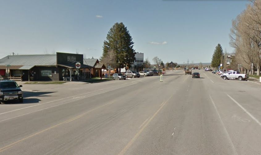 downtown victor google earth