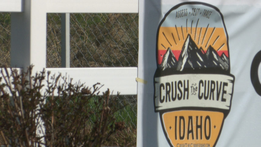 crush the curve idaho