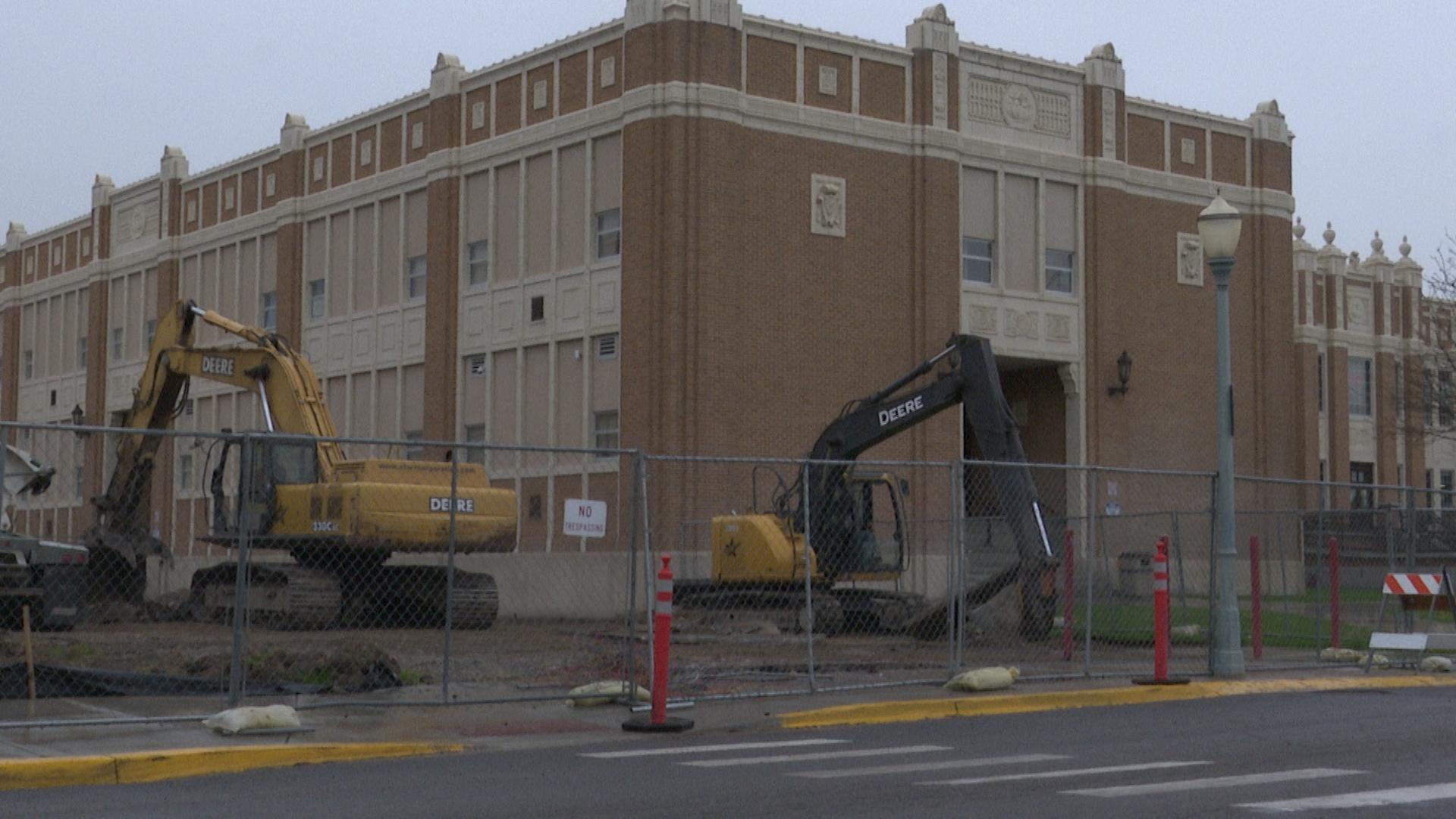 pocatello high school renovation