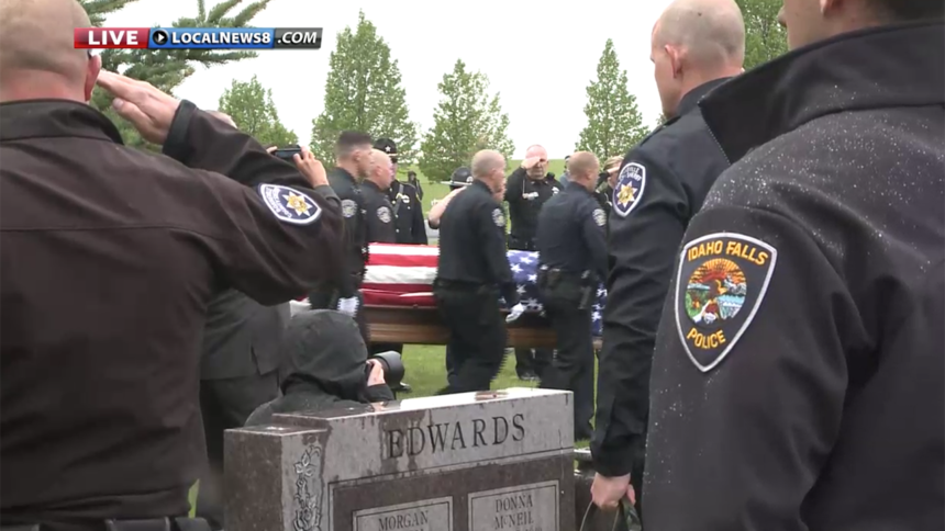 Deputy Wyatt Maser funeral service