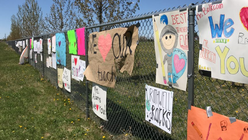 Woodland Hills Elementary posters