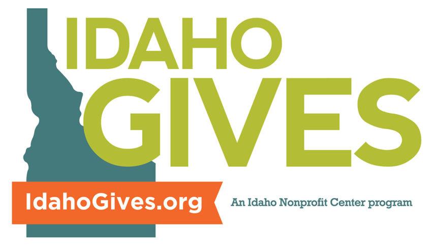 Idaho Gives Logo Upload
