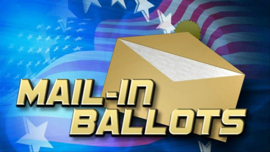 Mail-in ballots voting logo MGN Online
