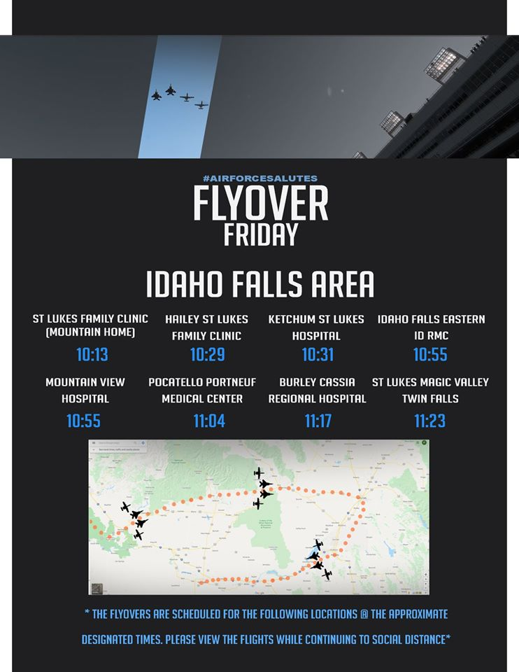 if fly over