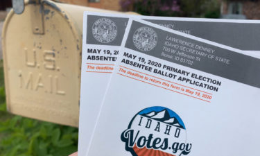 Idaho absentee ballot requests
