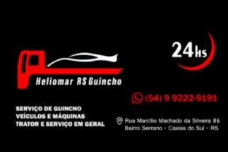 Heliomar RS Guincho