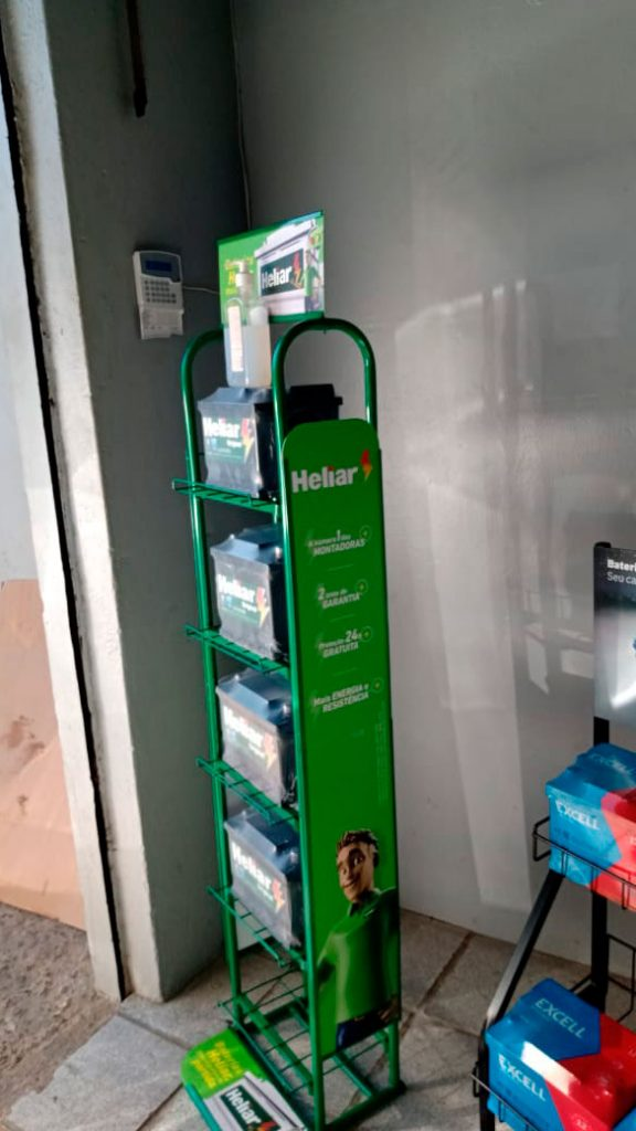 Free Baterias