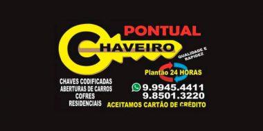 Chaveiro Pontual