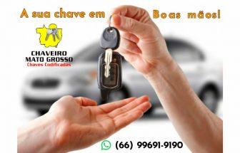 Chaveiro Mato Grosso