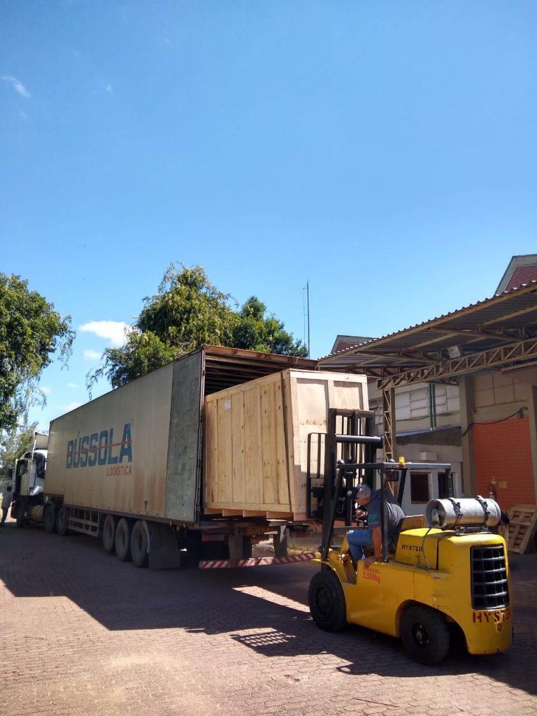 MA. Sul Guinchos e Transportes