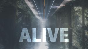 Sermon Graphic for Alive