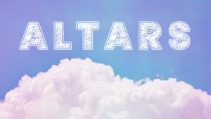 Sermon Graphics for Altars
