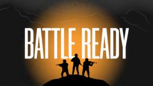 Sermon Graphic on Battle Ready