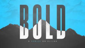 Sermon Graphic on Bold