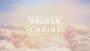 Sermon Graphic on Broken Chains