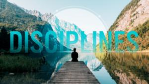 Disciplines Sermon Series Graphic