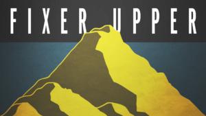 Sermon Graphic on Fixer upper