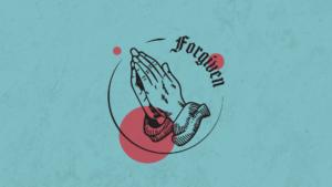 Forgiven sermon graphic for churches