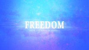 Sermon Graphic on Freedom