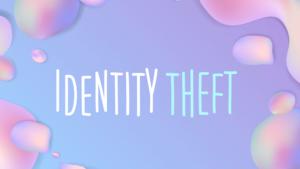 Sermon Graphic for Identity Theft