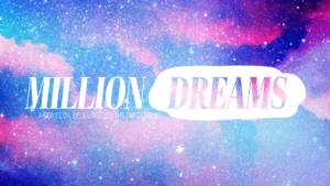 Sermon Graphic on Million Dreams