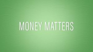 Sermon Graphic on Money Matters