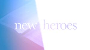 Sermon Graphics on New Heroes