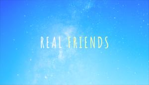 Sermon Series Graphic on Friendship