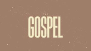 Sermon Graphics on The Gospel