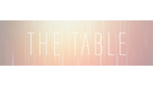 Sermon Graphic on The Table