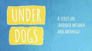 Sermon Graphic on Underdogs
