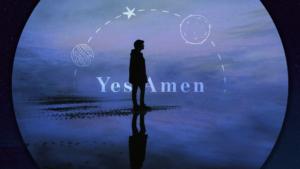 Sermon Graphic on Yes & Amen
