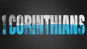 Sermon Graphic on the Book of 1 Corinthians