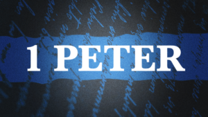 Sermon Graphic on the Book of 1 Peter