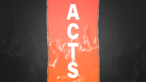 Sermon Graphic on the Book of Acts