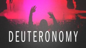 Sermon Graphic on the Book of Deuteronomy