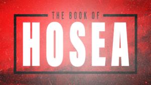 Sermon Graphic on the Book of Hosea