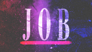 Sermon Graphic on the Book of Job