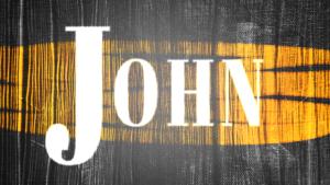 Sermon Graphic on the Book of John