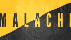 Sermon Graphic on the Book of Malachi